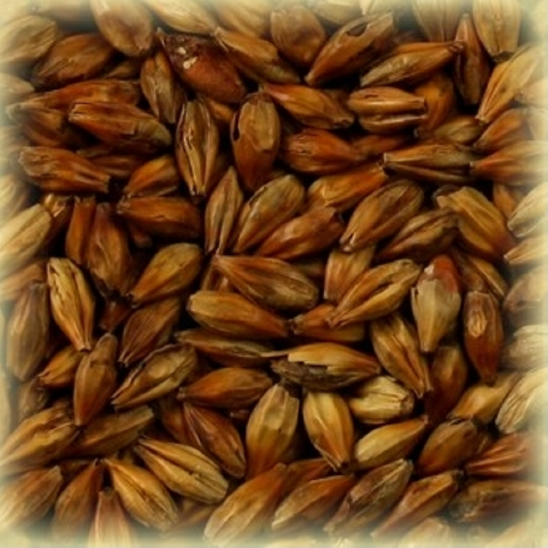 Volcara 150 : Malt d'orge caramel bio et conventionnel local et artisanal pour brasseurs professionnels et amateurs Auvergne, crystal
